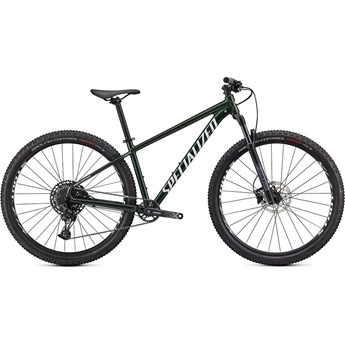 Specialized Rockhopper Expert 29 Gloss Oak Green Metallic/Metallic White Silver