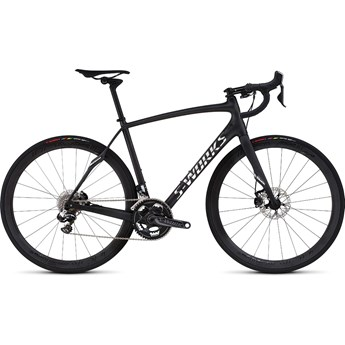 Specialized S-Works Roubaix SL4 Disc Di2 Satin Carbon/Chrome/Clean
