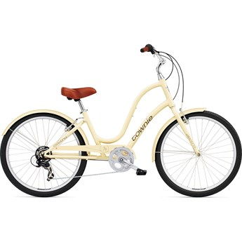Electra Townie Original 7D Ladies' Vanilla