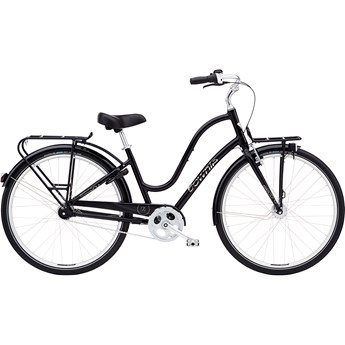 Electra Townie Commute 7i EQ Step-Thru Black 2020