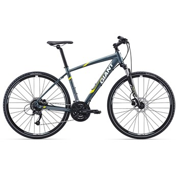 Giant Roam 2 Disc Slate Gray/Yellow 2016