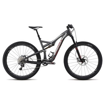 Specialized S-Works Stumpjumper FSR Carbon 29 Carbon/Silver/Red