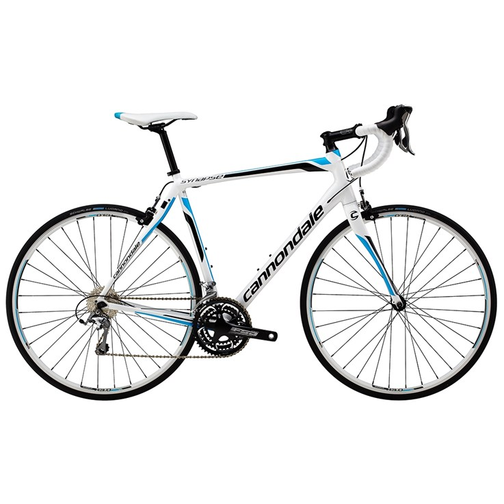 Cannondale Synapse Tiagra WHT