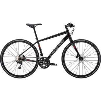 Cannondale Quick Disc 1 Svart 2019