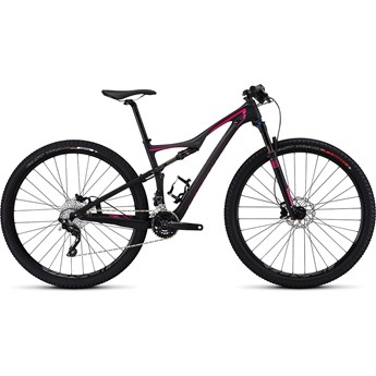 Specialized Era FSR Comp Carbon 29 Satin Carbon/Charcoal/Bright Pink (Magura Brakes)