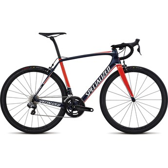 Specialized Tarmac Pro Ultegra Di2 Gloss Navy/Baby Blue/Rocket Red