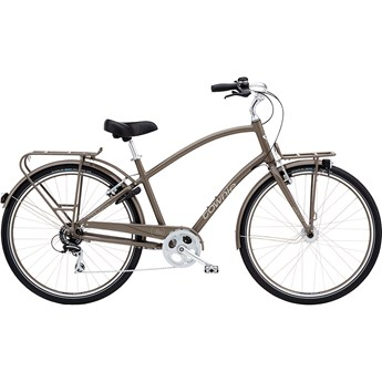 Electra Townie Commute 8D EQ Step-Over Thunder Grey 2020
