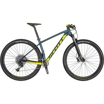 Scott Scale 940 Cobalt/Yellow 2020
