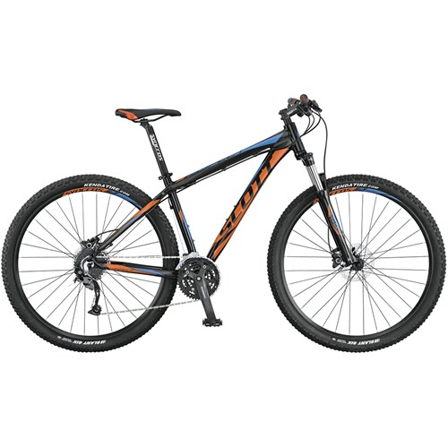 Scott Aspect 940 Black Orange/Blue 2015
