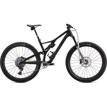 Specialized Stumpjumper S-Works Carbon SRam AXS 29 Gloss Carbon/Silver/Silver Camo Fade 2020