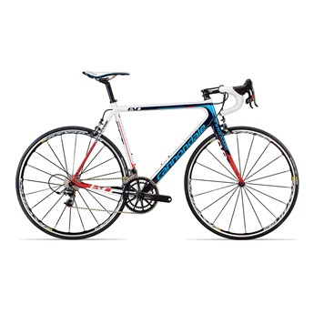 Cannondale SuperSix EVO Hi-Mod Red Racing Edition BLU