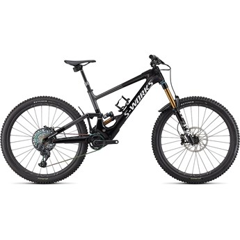 Specialized Kenevo SL S-Works Carbon 29 Gloss Carbon/Black /Satin Brushed Dream Silver/White 2022