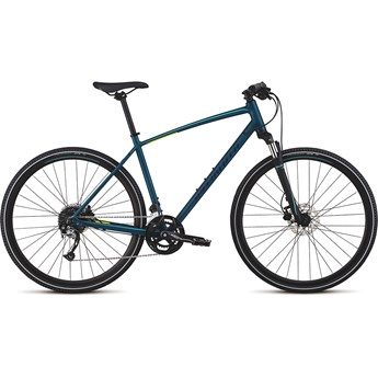 Specialized Crosstrail Sport Int Tropical Teal/Acid Mint/Cast Blue Reflective