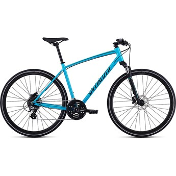 Specialized Crosstrail Hydro Disc Int Gloss Nice Blue/Black/Black Reflective