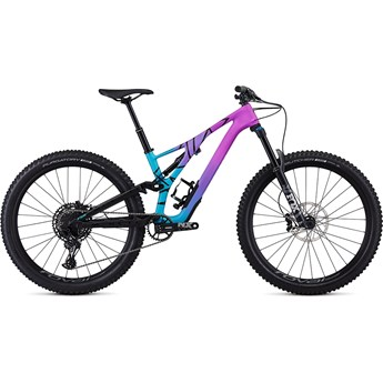 Specialized Stumpjumper FSR Womens Comp Carbon 27.5 Satin Gloss/Mixtape