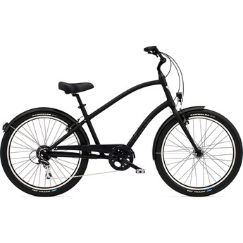 Electra Townie Balloon 8d EQ Matte Black Herr