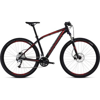 Specialized Rockhopper Sport 29 Satin Black/Flo Red/Charcoal