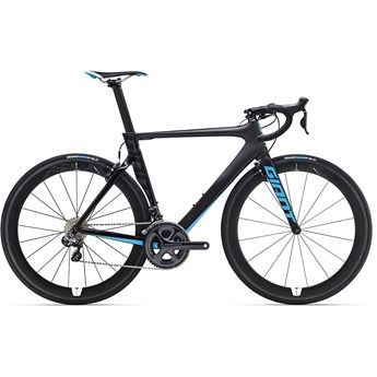 Giant Propel Advanced Pro 0 Comp/Black/Cyan (Matt/Gloss) 2016
