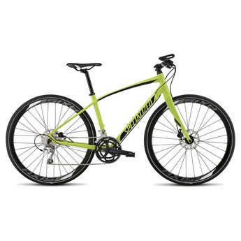 Specialized Vita Comp Disc Hyper Green/Black/White
