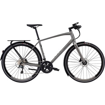 Specialized Sirrus Elite EQ Black Top Ltd Int Satin Sterling Grey/Black 2020