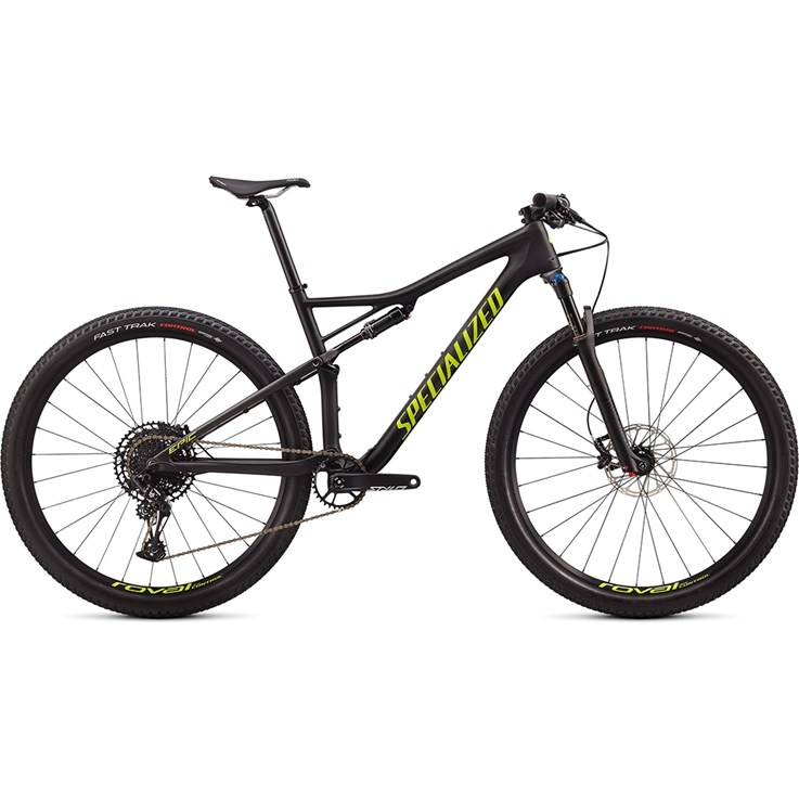 Specialized Epic Comp Carbon 29 Satin Carbon/Hyper Green 2020
