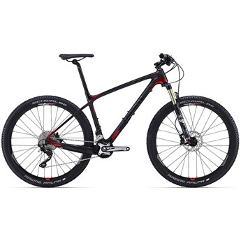 Giant XtC Advanced 27.5 2 Comp/Red 2016