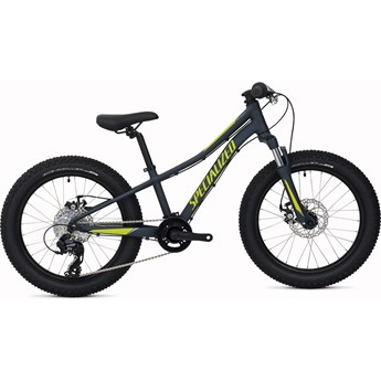 Specialized Riprock 20 INT Carbon Grey/Hyper Green/Cool Grey