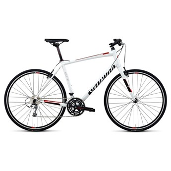 Specialized Sirrus Elite INT Vit/Svart/Röd