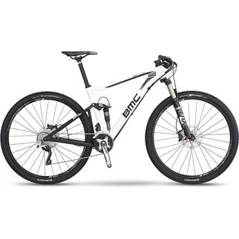 BMC Fourstroke 02 SLX/XT Vit och Svart 2016