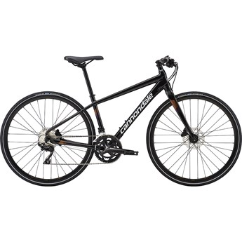 Cannondale Quick Disc Womens 1 Svart 2019
