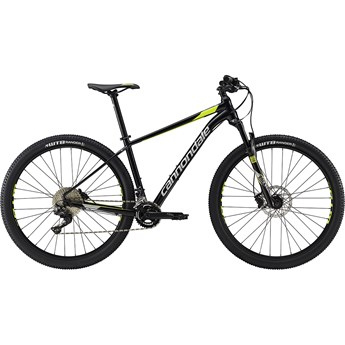 Cannondale Trail 2 Svart 2019
