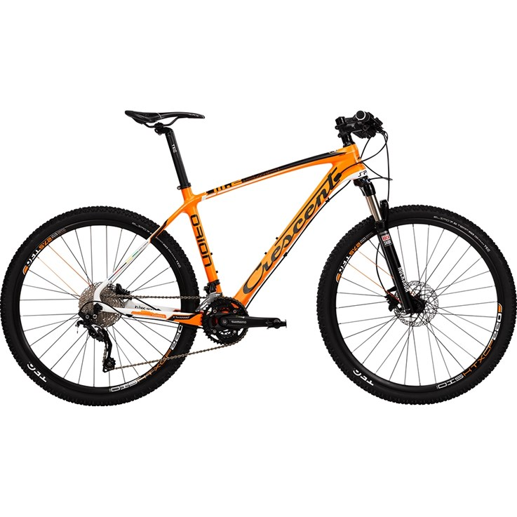 "Crescent Brimer 27,5"" Orange (Matt)"