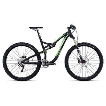 Specialized Stumpjumper FSR Elite 29 Svart/Motogrön/Vit