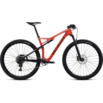Specialized Epic FSR Expert Carbon WC 29 Satin Rocket Red/Black/White 2017