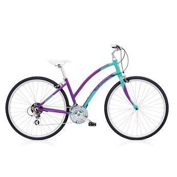 Electra Verse 21d Purple/Mint Dam