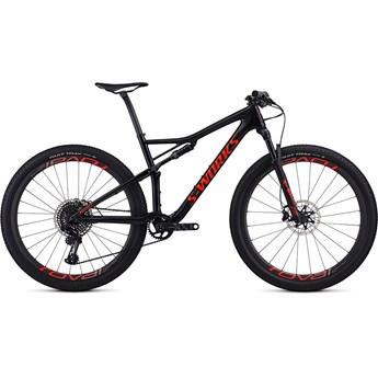 Specialized Epic Men S-Works Carbon SRAM 29 Gloss Carbon/Rocket Red 2019