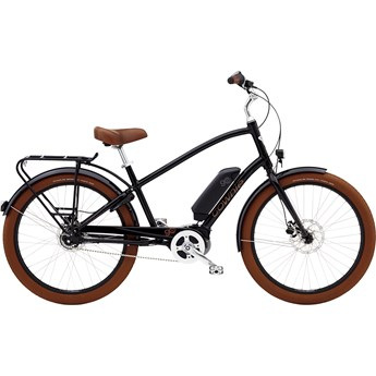 Electra Townie Go! 8i Black 2020