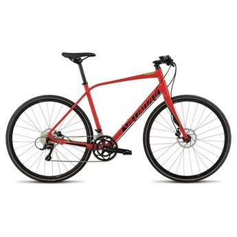 Specialized Sirrus Elite Disc Rocket Red/Black/Hyper Green
