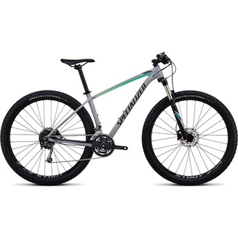 Specialized Rockhopper Womens Expert 29 Satin Gloss Cool Grey/Cali Fade/Tarmac Black 2018