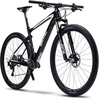 BMC Teamelite 01 XT Materialfärg och Vit 2016