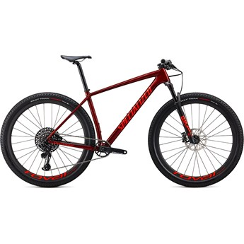 Specialized Epic Hardtail Expert Carbon 29 Gloss Metallic Crimson/Rocket Red 2020