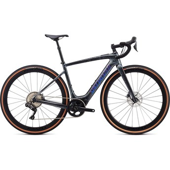Specialized Creo SL Expert Carbon Evo Black Granite/Green Blue Chameleon