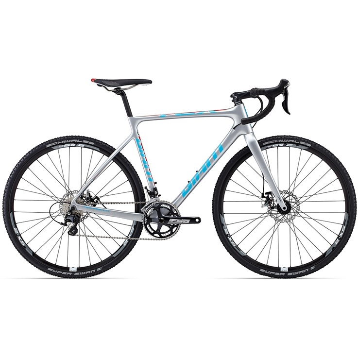 Giant TCX Advanced Pro 2 Silver