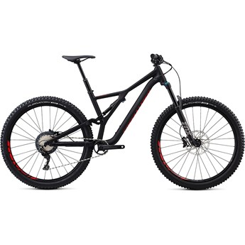 Specialized Stumpjumper FSR Men Comp 29 Satin/Black/Flo Red