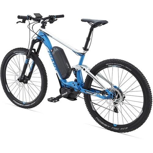 Giant Full-E 1 Grabber Blue 2015