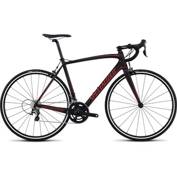 Specialized Tarmac SL4 Satin Carbon/Flo Red 2017