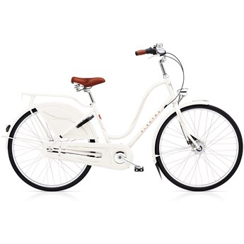 Electra Amsterdam Royal 8i Ladies Pearl White 2019