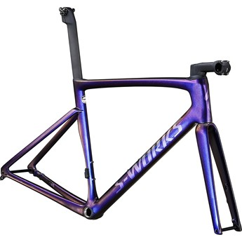 Specialized Tarmac SL7 S-Works Frameset Dusty Blue Pearl/Cast Blue Metallic 2021