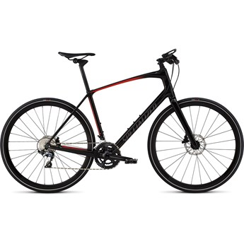 Specialized Sirrus Men Pro Carbon Int Csmblktnt/Rocket Red/Blk