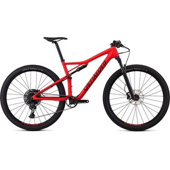 Specialized Epic Men Comp Carbon 29 Satin Flo Red/Black 2019